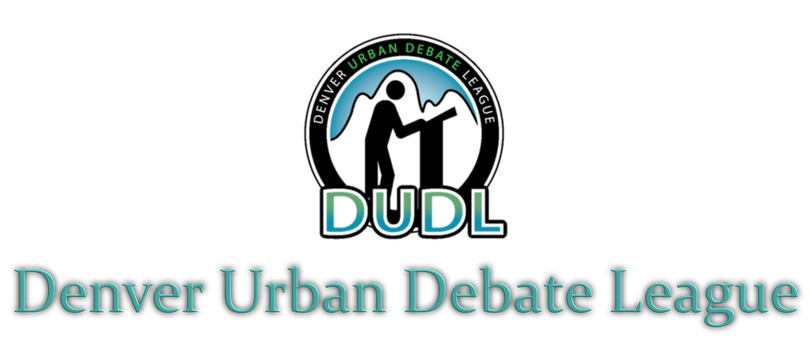 DENVER URBAN DEBATE LEAGUE